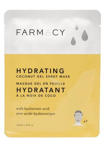 farmacy hydrating coconut gel sheet mask