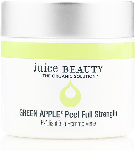 juice beauty green apple peel