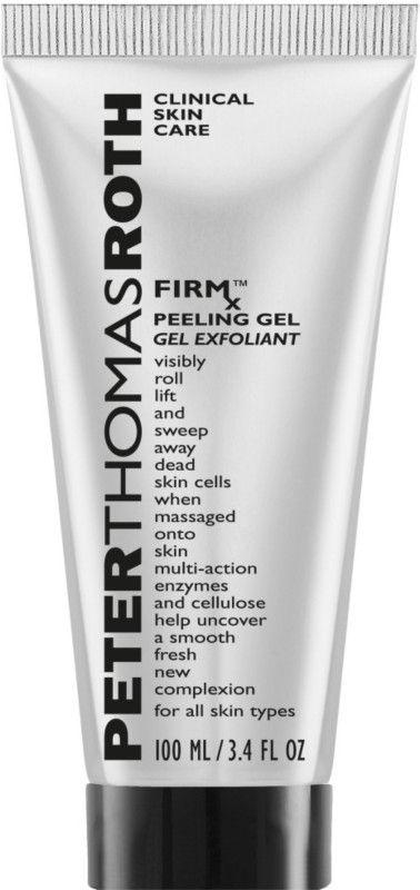 peter thomas roth firmx peeling gel gel exfoliant
