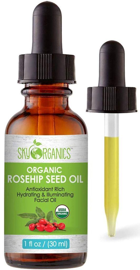 sky organics organic rosehip seed oil