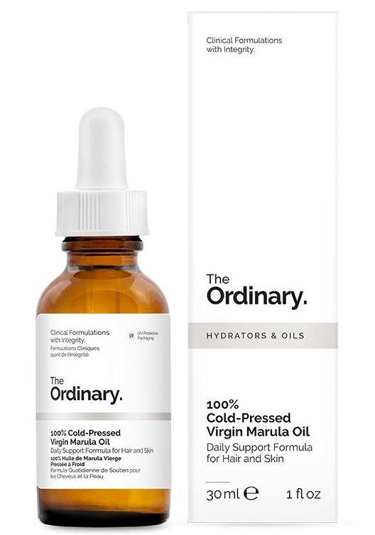 The Ordinary 100% Cold-Pressed Virgin Marula Oil